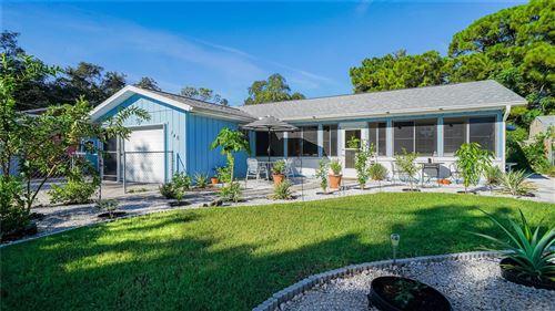 Photo of 140 WARREN AVENUE, ENGLEWOOD, FL 34223 (MLS # C7449680)