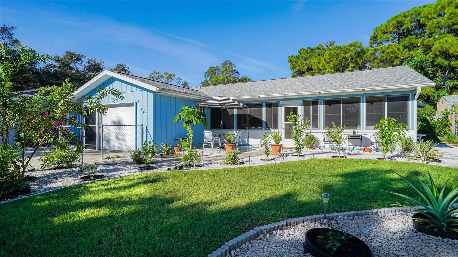 140 WARREN AVENUE, Englewood, FL 34223 - #: C7449680
