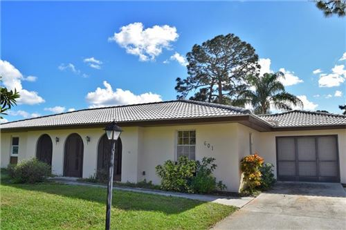 Photo of 601 RUBENS DRIVE #601, NOKOMIS, FL 34275 (MLS # A4488681)