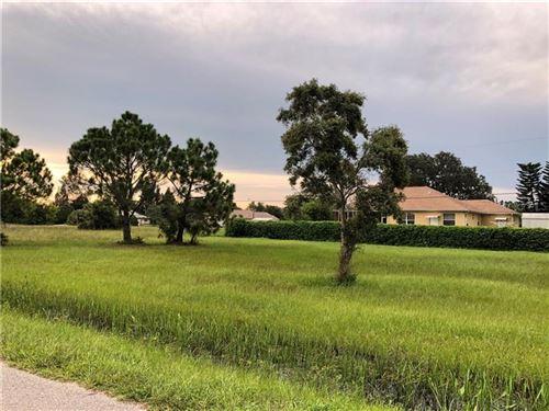 Photo of DURANGO AVENUE, NORTH PORT, FL 34287 (MLS # C7426683)