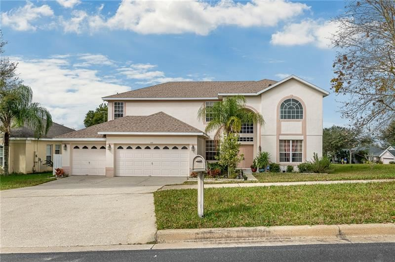 145 LOMBARD CIRCLE, Clermont, FL 34711 - #: O5845683