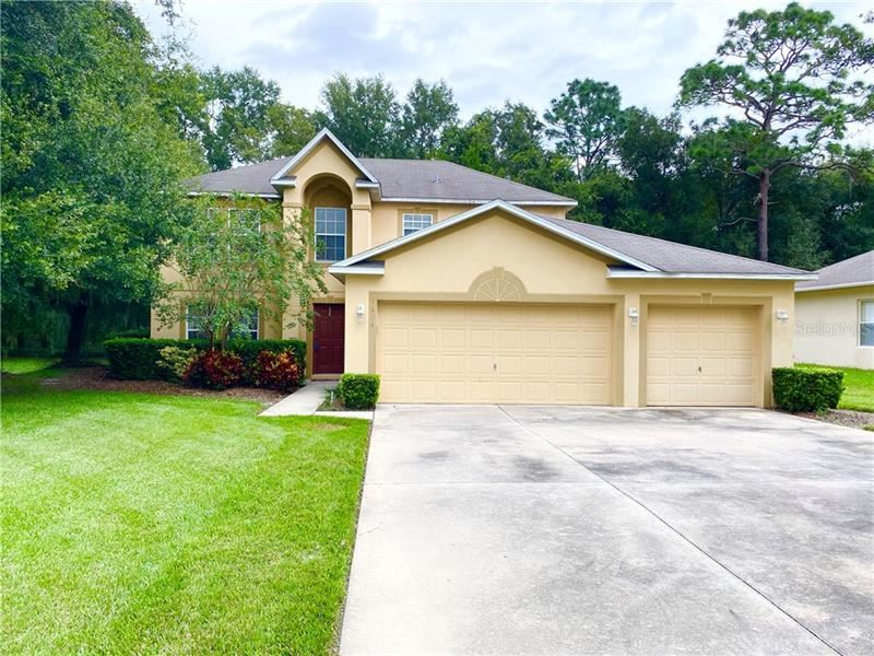 1604 HOOFPRINT COURT, Fruitland Park, FL 34731 - #: G5033684