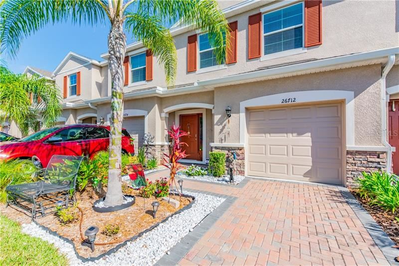 26712 JUNIPER BAY DRIVE, Wesley Chapel, FL 33544 - MLS#: T3228684