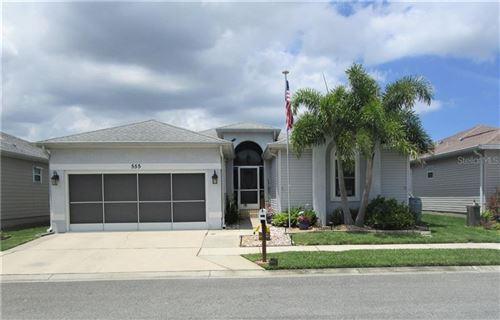 Photo of 555 DOVE TERRACE W, OLDSMAR, FL 34677 (MLS # U8088685)
