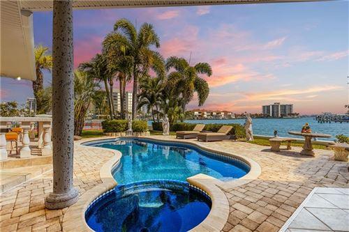 Photo of 107 HARRISON AVENUE, BELLEAIR BEACH, FL 33786 (MLS # U8118685)