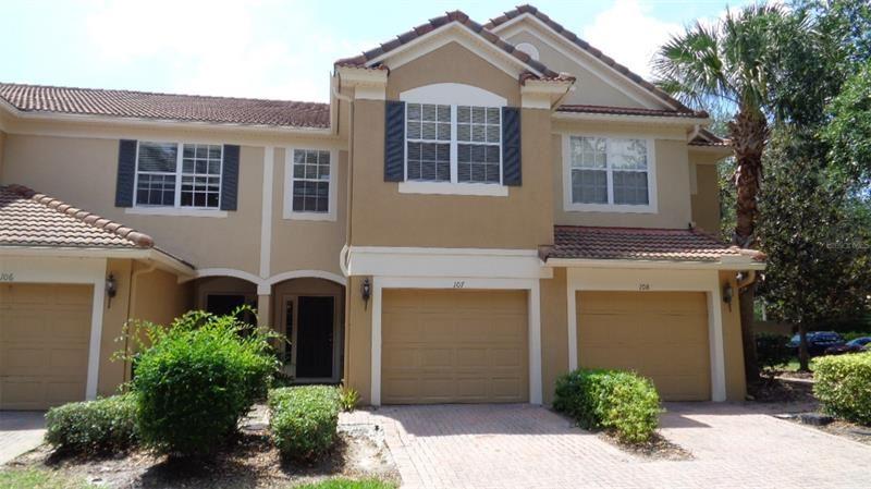 3393 SHALLOT DRIVE #107, Orlando, FL 32835 - MLS#: O5942685