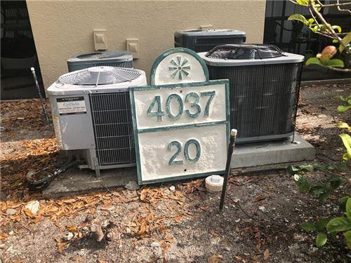 Photo of 4037 CROCKERS LAKE BOULEVARD #16, SARASOTA, FL 34238 (MLS # A4488686)