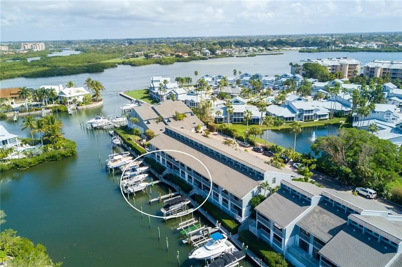 Photo of 1307 DOCKSIDE PLACE #218, SARASOTA, FL 34242 (MLS # A4460686)