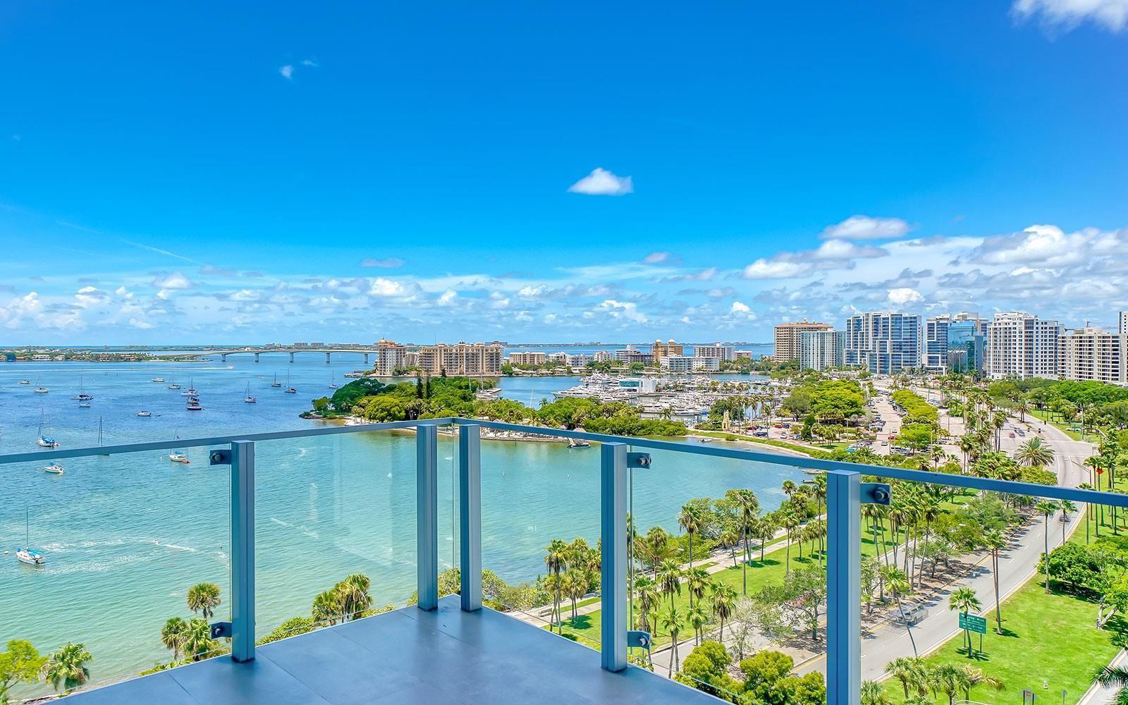 605 S GULFSTREAM AVENUE #10N, Sarasota, FL 34236 - #: A4507687