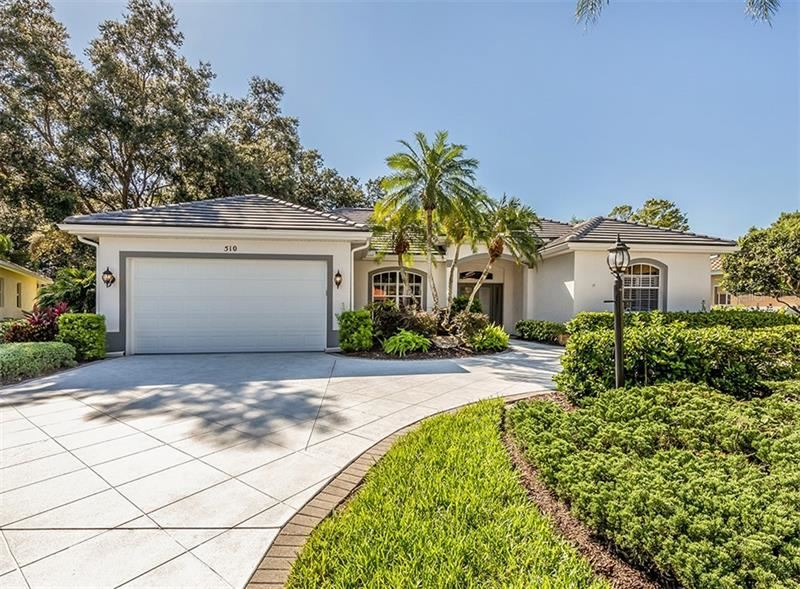510 SUMMERFIELD WAY, Venice, FL 34292 - #: N6110687