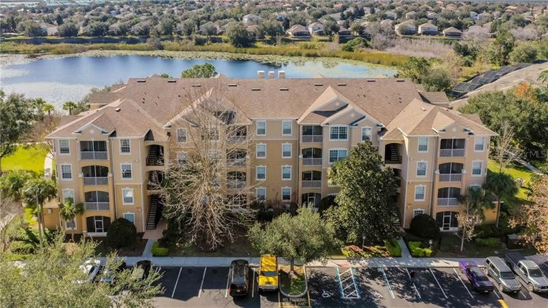 Photo of 7664 COMROW STREET #201, KISSIMMEE, FL 34747 (MLS # O5918687)