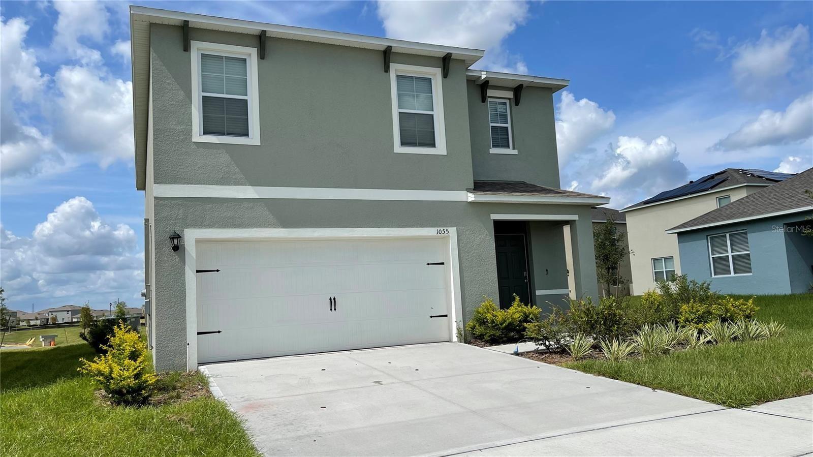 1055 ANDEAN LANE E, Davenport, FL 33837 - #: O5972687