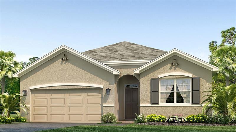 2907 GREENLEAF TERRACE, Parrish, FL 34219 - #: T3245687