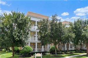 Photo of 7480 EXCITEMENT DRIVE #102, REUNION, FL 34747 (MLS # O5724689)