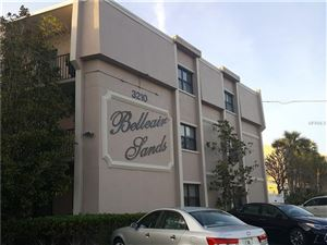 Photo of 3210 GULF BOULEVARD #308, BELLEAIR BEACH, FL 33786 (MLS # U8000689)