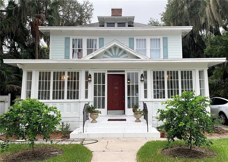 316 FAULKNER STREET, New Smyrna Beach, FL 32168 - #: O5882689
