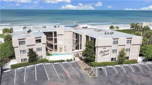 Photo of 3210 GULF BOULEVARD #102, BELLEAIR BEACH, FL 33786 (MLS # U8095691)