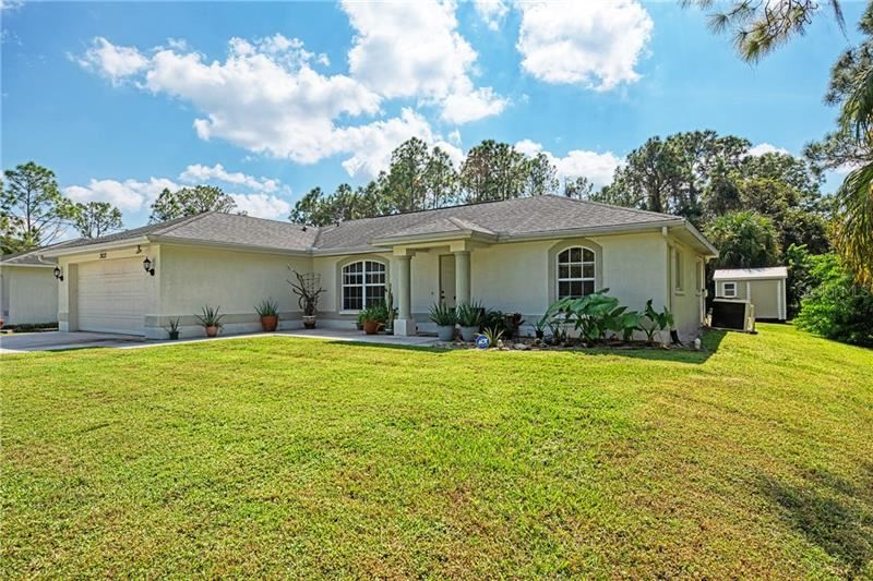 Photo of 3637 STAGHORN AVENUE, NORTH PORT, FL 34286 (MLS # C7434691)
