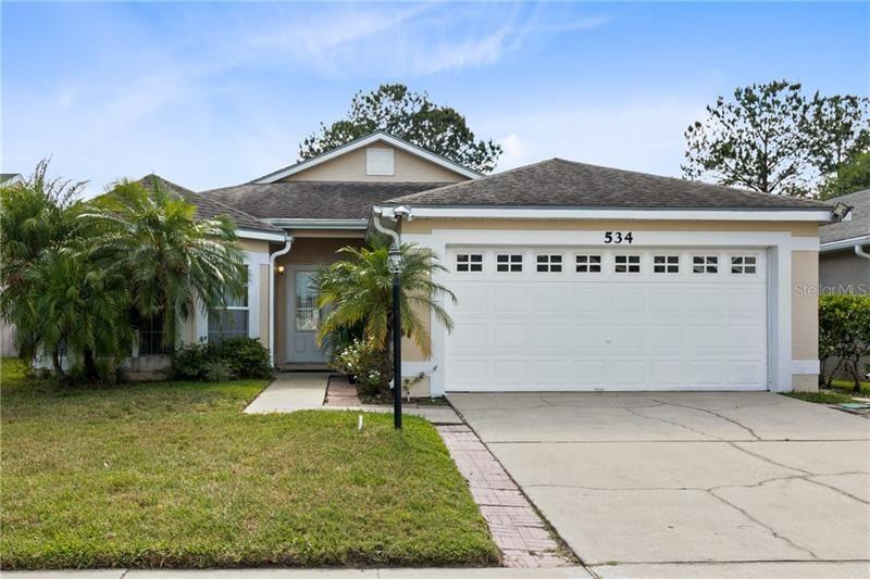 534 SHORT PINE CIRCLE, Orlando, FL 32807 - MLS#: O5865691
