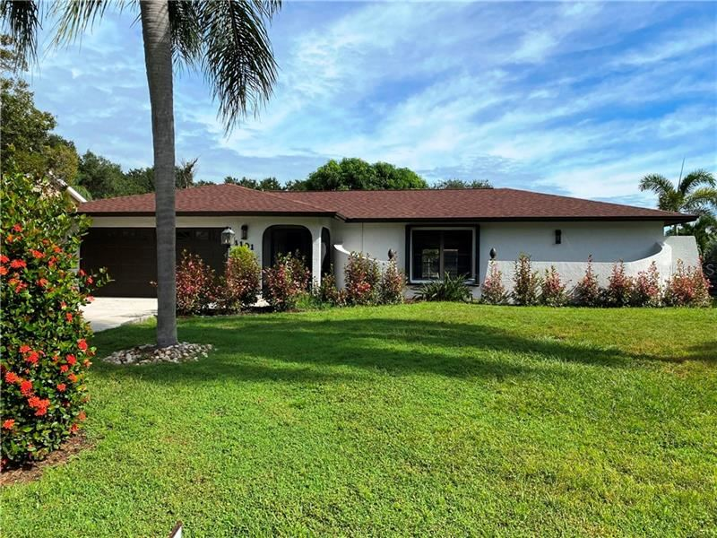 4101 KING RICHARD DRIVE, Sarasota, FL 34232 - #: A4473692