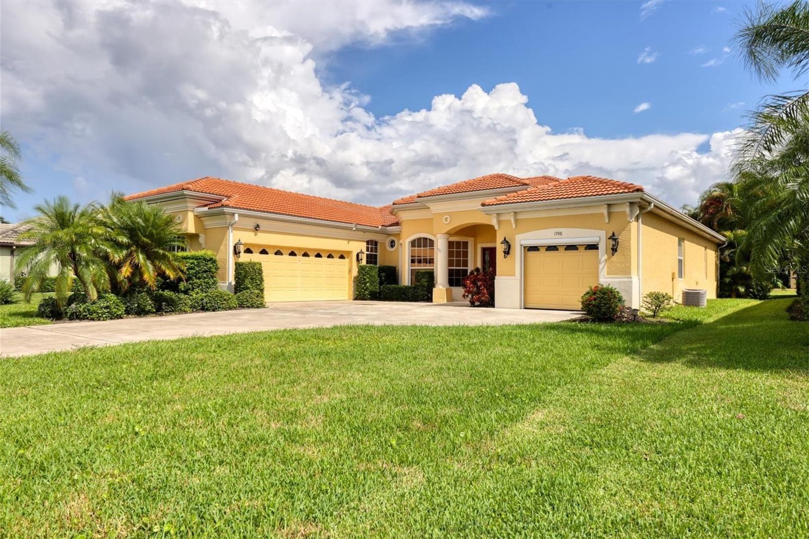 1748 PALMETTO PALM WAY, North Port, FL 34288 - #: N6117692