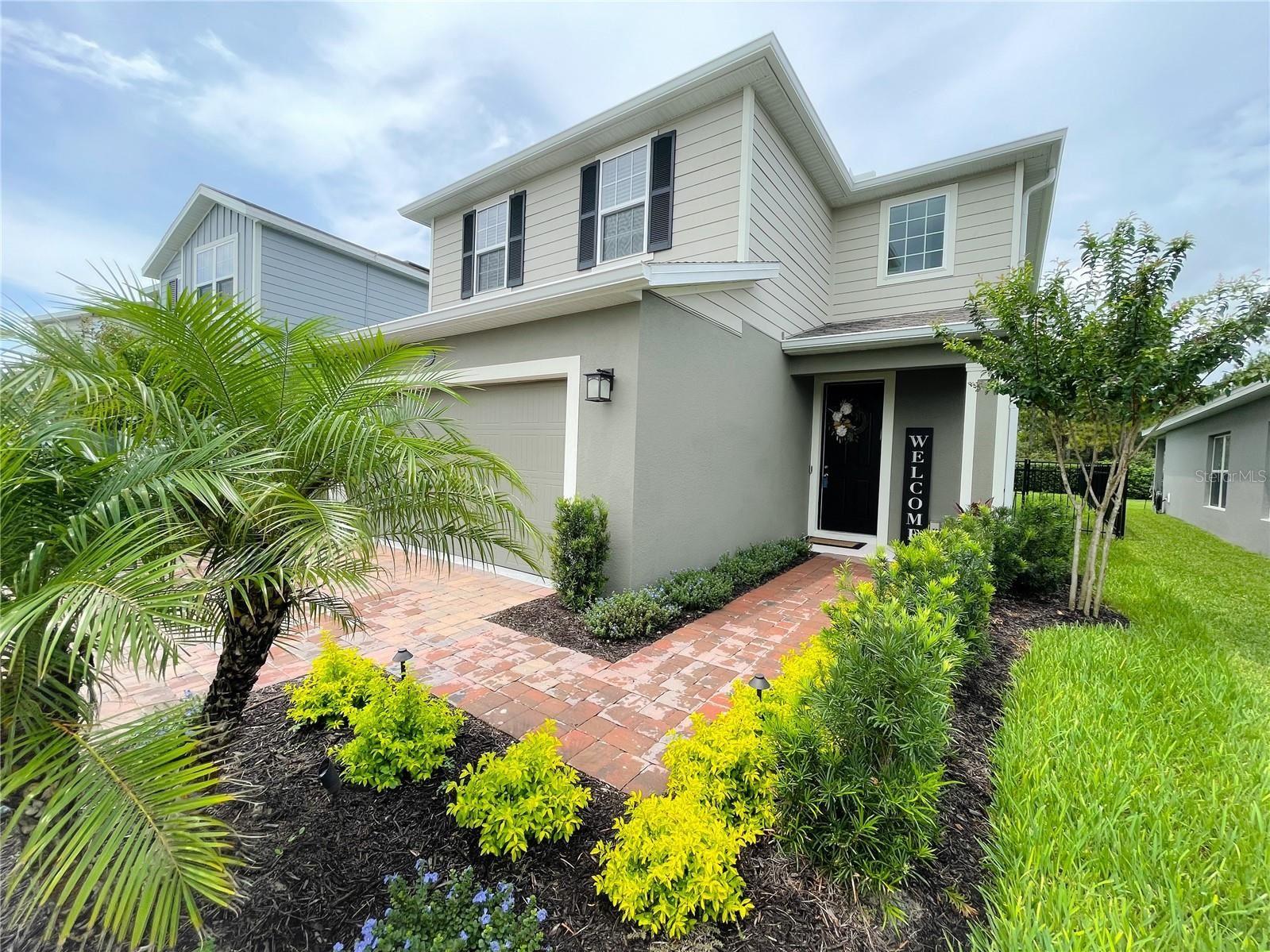 1539 SCRUB JAY COURT, Deland, FL 32724 - MLS#: V4919692