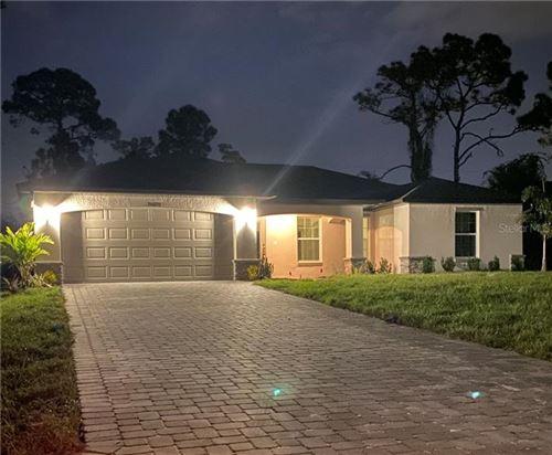 Photo of 4849 SKRIP AVENUE, NORTH PORT, FL 34288 (MLS # A4493693)