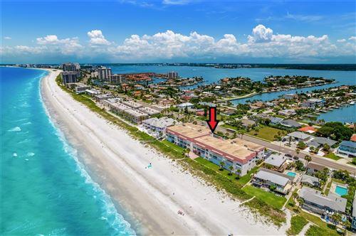 Photo of 2900 GULF BOULEVARD #212, BELLEAIR BEACH, FL 33786 (MLS # U8132693)