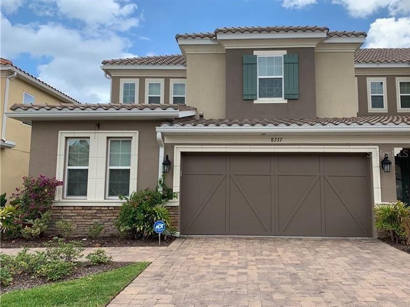 8737 TERRACINA LAKE DRIVE, Tampa, FL 33625 - #: T3257693