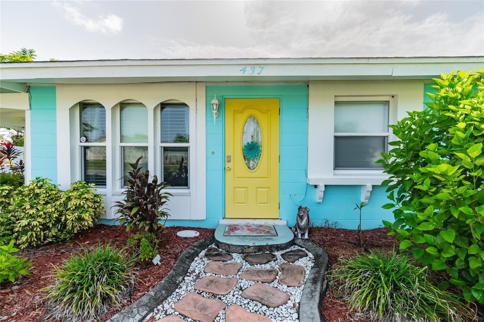 437 SKYLARK LANE NW, Port Charlotte, FL 33952 - #: U8134693