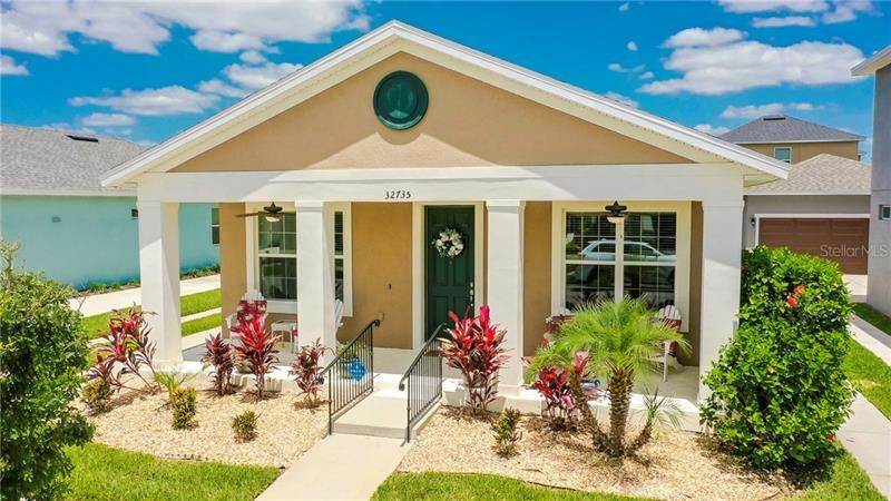 32735 COLDWATER CREEK LOOP, Wesley Chapel, FL 33545 - #: T3252694