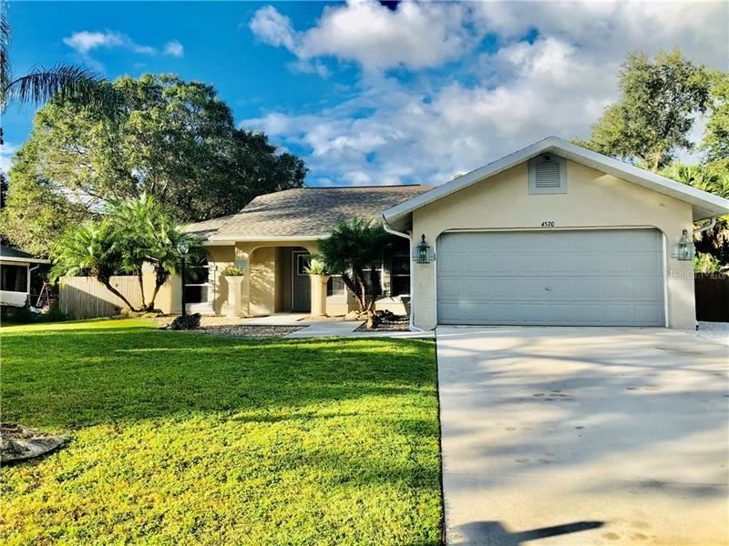 4570 FLINT DRIVE, North Port, FL 34286 - MLS#: C7414695