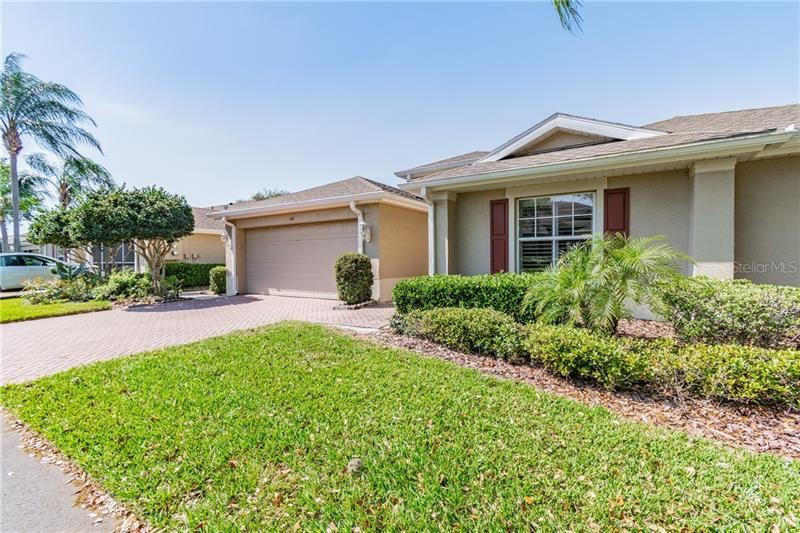 1116 CORINTH GREENS DRIVE #27, Sun City Center, FL 33573 - #: T3294695