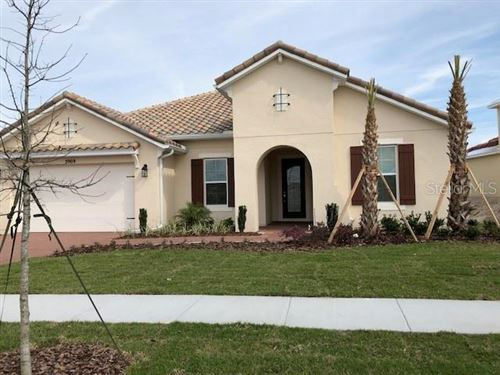 Photo of 3909 REDFIN PLACE, KISSIMMEE, FL 34746 (MLS # O5867696)