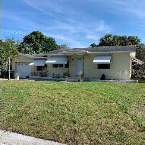 Photo of 609 YELVINGTON AVENUE, CLEARWATER, FL 33756 (MLS # U8098696)