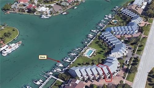 Photo of 390 PINELLAS BAYWAY S #E, TIERRA VERDE, FL 33715 (MLS # W7821696)