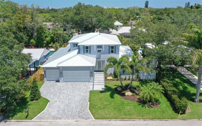Photo of 1905 GOLDENROD STREET, SARASOTA, FL 34239 (MLS # A4403697)