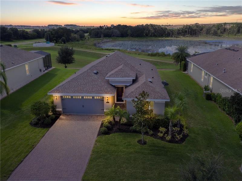 380 SAUVIGNON WAY, Groveland, FL 34736 - #: O5892697