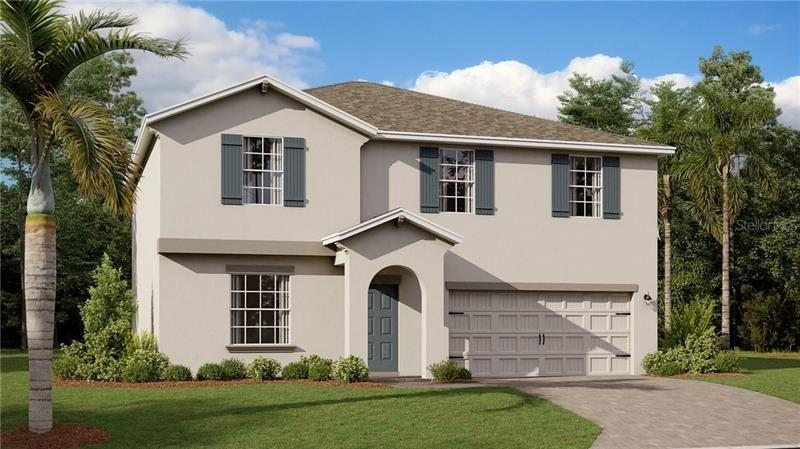 52 WHITE HORSE WAY, Groveland, FL 34736 - MLS#: T3257697