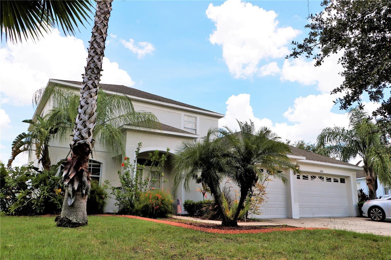 11414 CALLAWAY POND DRIVE, Riverview, FL 33579 - MLS#: T3318697