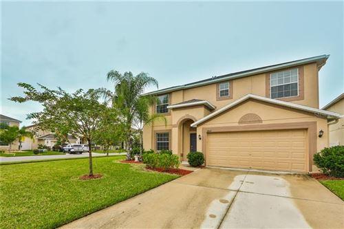 Photo of 18510 AYLESBURY LANE, LAND O LAKES, FL 34638 (MLS # A4474698)