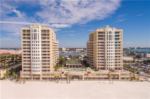Photo of 10 PAPAYA STREET #1104, CLEARWATER BEACH, FL 33767 (MLS # U8065698)