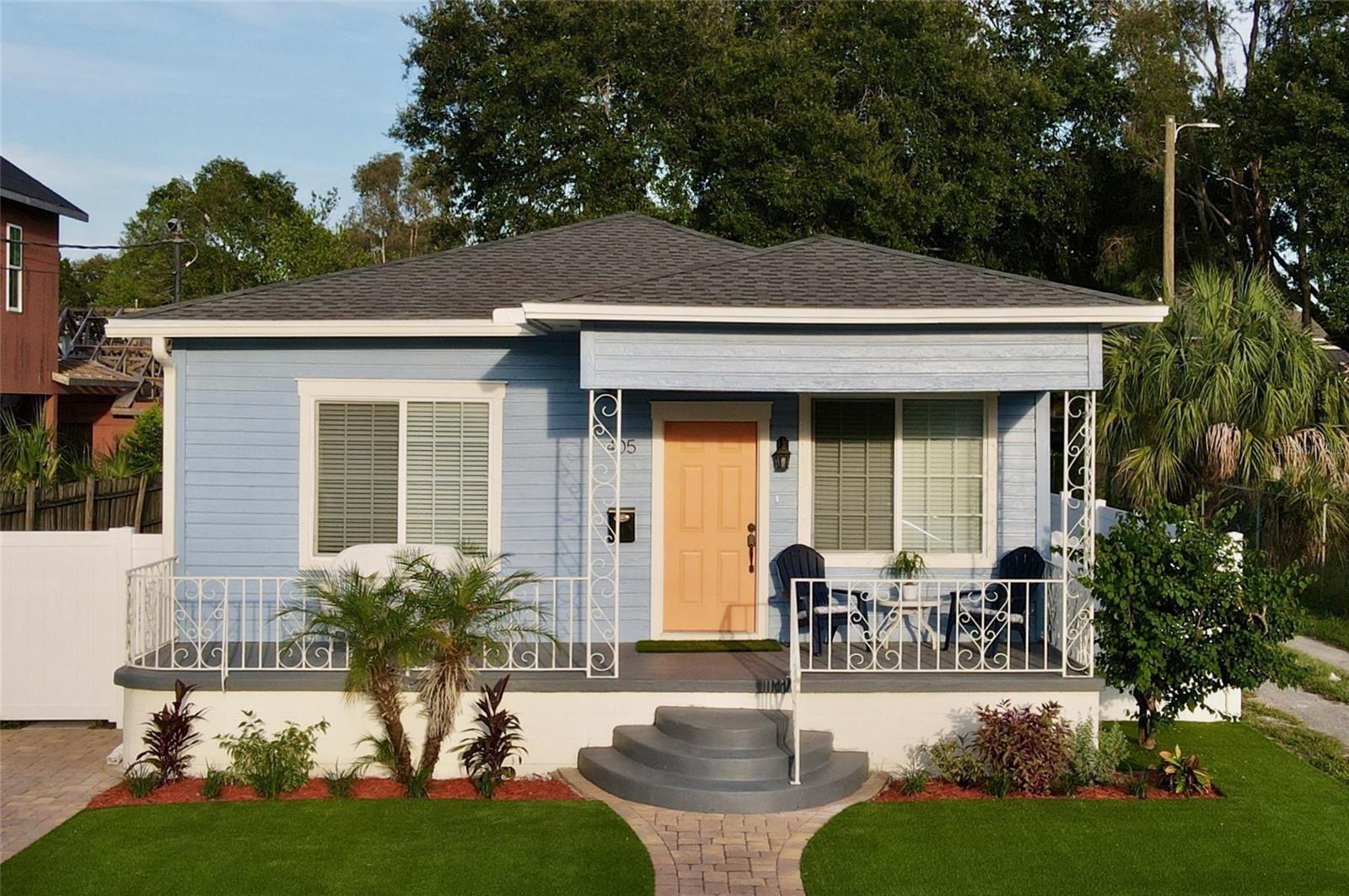 405 N ALBANY AVENUE, Tampa, FL 33606 - MLS#: T3333698