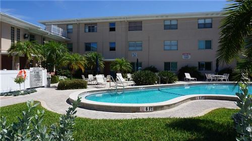 Photo of 6700 SUNSET WAY #202, ST PETE BEACH, FL 33706 (MLS # U8095699)