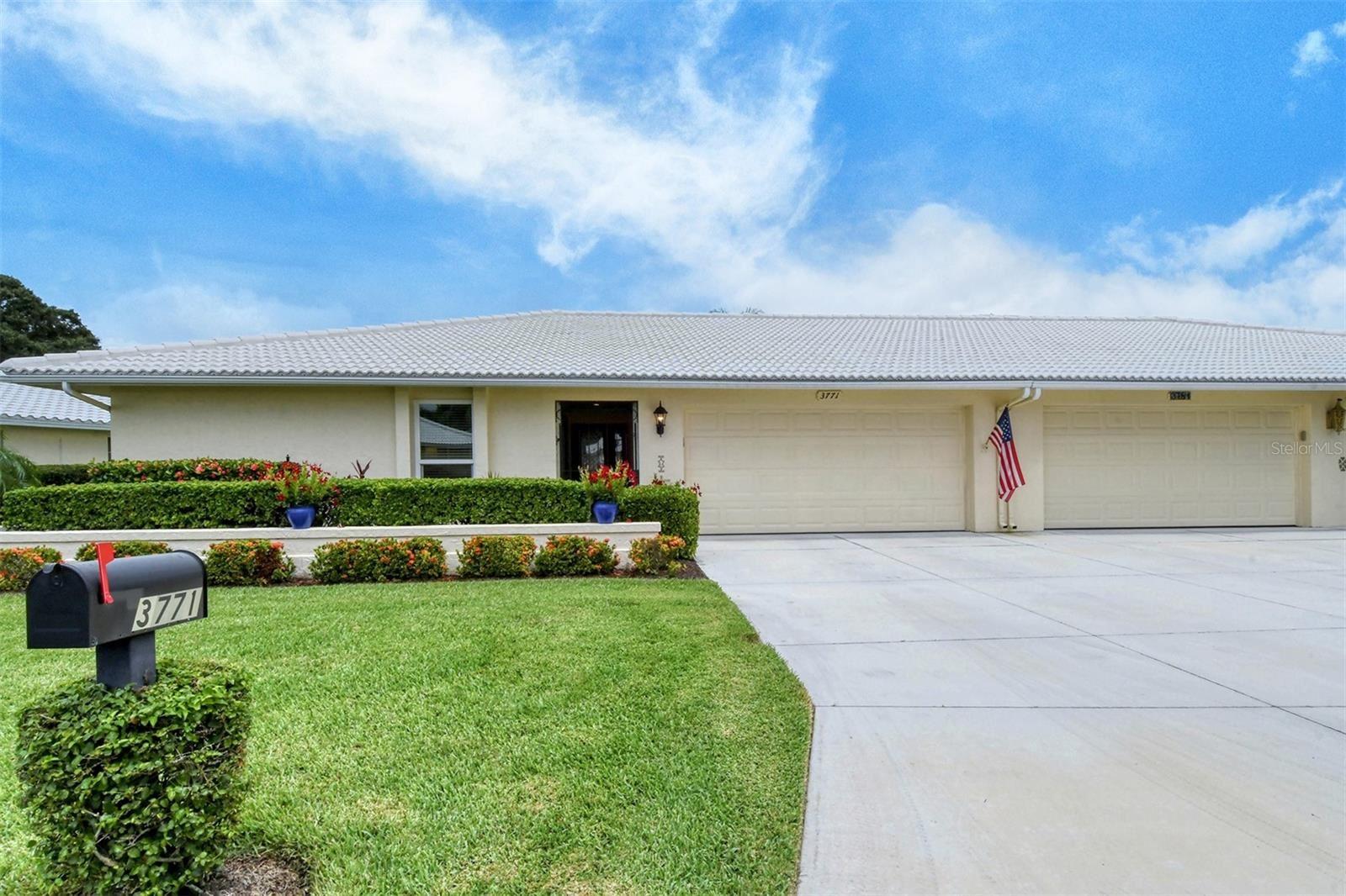 3771 HAMPSHIRE LANE #5704, Sarasota, FL 34232 - #: A4507699