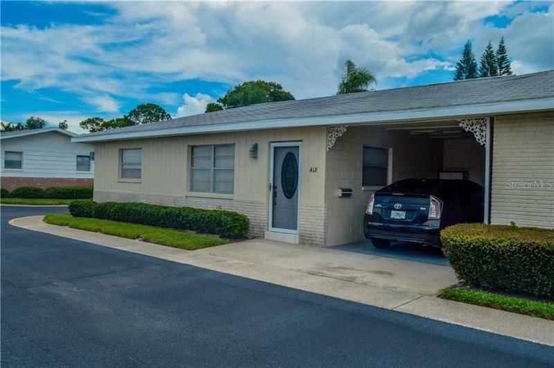 12400 PARK BOULEVARD #418, Seminole, FL 33772 - #: U8097699