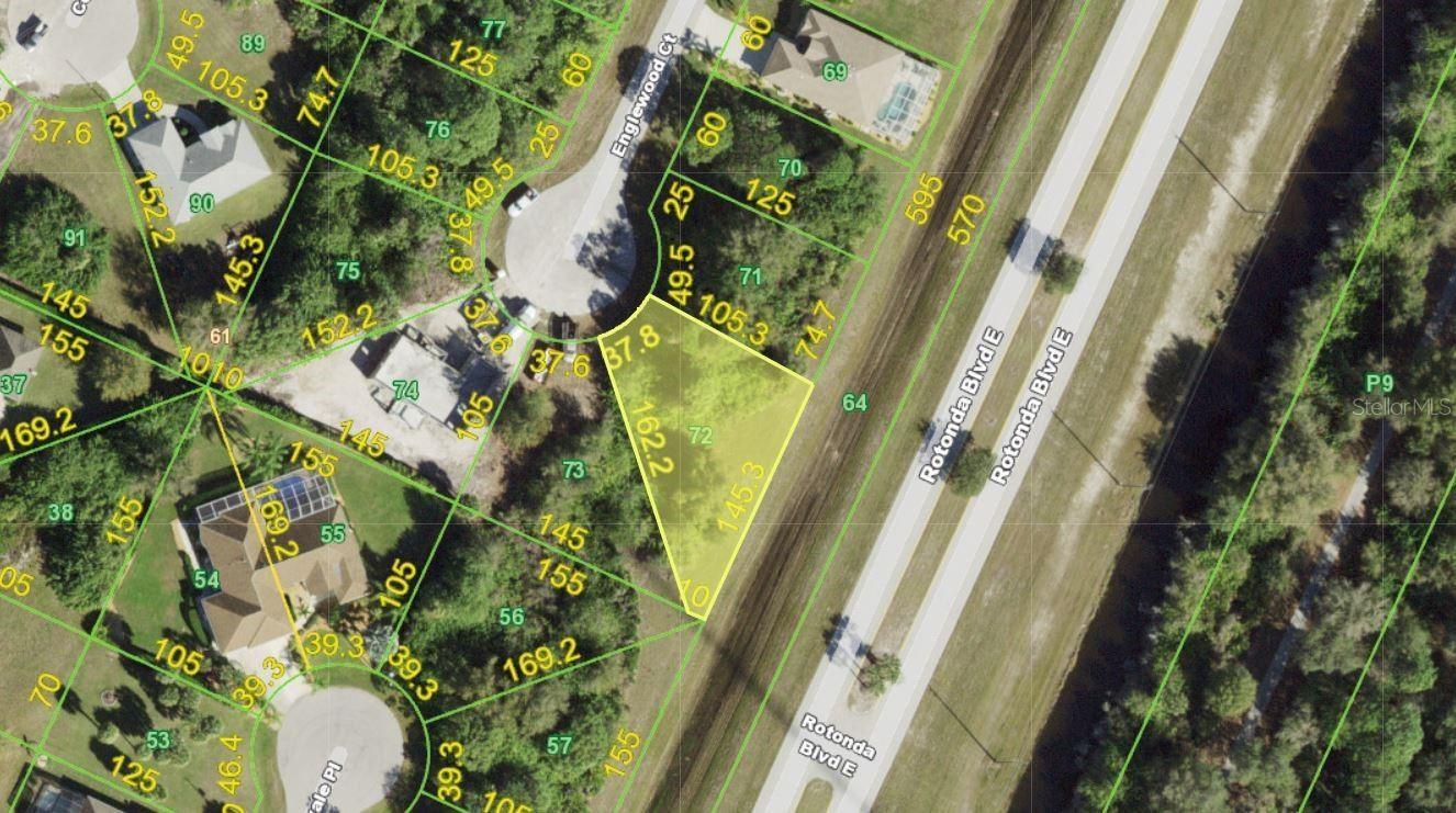 Photo of 103 ENGLEWOOD COURT, ROTONDA WEST, FL 33947 (MLS # D6119700)