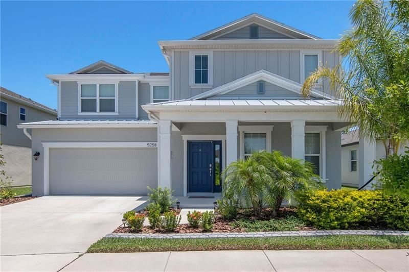 5258 TURTLE BAY DRIVE, Wesley Chapel, FL 33545 - MLS#: T3263700