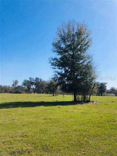 Photo of 0 NW 145TH AVENUE, LOT 3, MORRISTON, FL 32668 (MLS # OM600701)