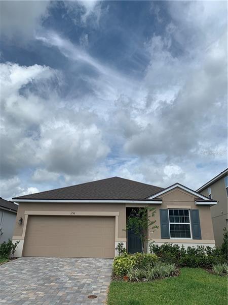 1736 FLOURISH AVENUE, Kissimmee, FL 34744 - #: O5855701